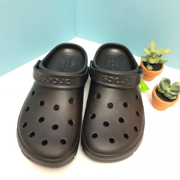 07524c43b73a9e Crocs Coast Men - BLACK